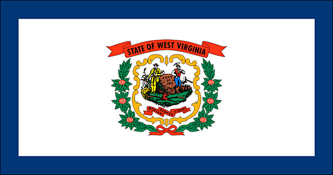 West Virginia flag - Copy (2)