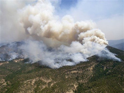 Western Wildfires