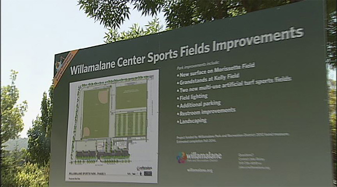 Willamalane Parks District replaces turf fields 03