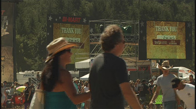 Willamette Country Music Festival