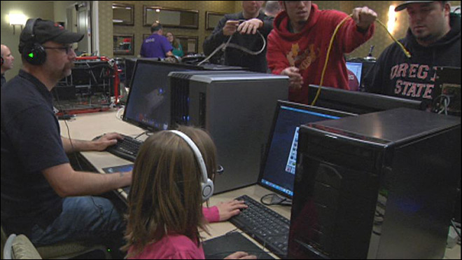 Willamette Valley Gamers celebrate a decade of pixelated passion