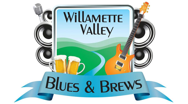 The Willamette Valley Blues and Brews Festival