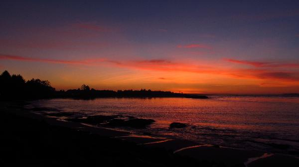 Winchester Bay afterglow by themom51