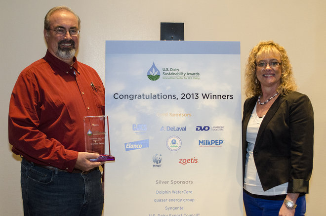 Washington farm wins national sustainability award