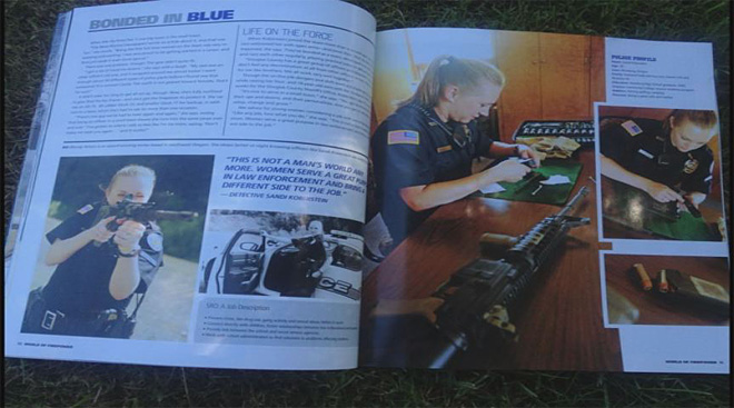 Winston cop makes national mag (3)