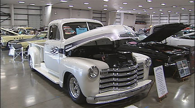 Over 170 classics and customs in Albany Winter Rod & Speed Show