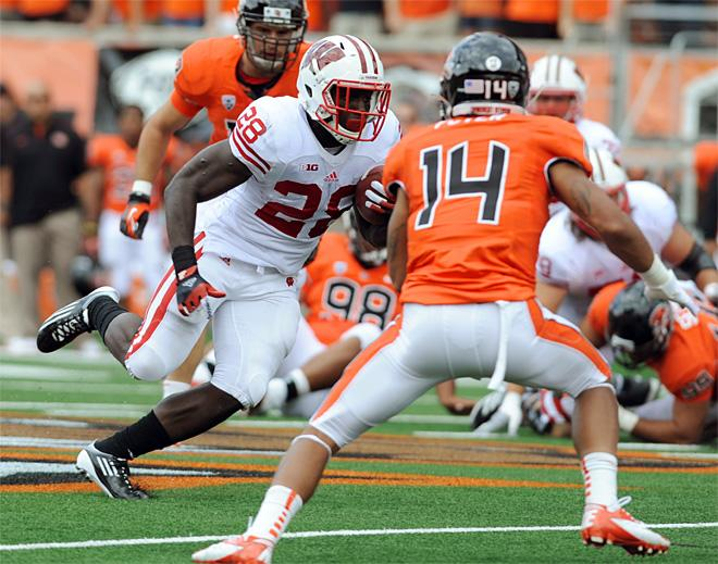 Wisconsin Oregon St Football