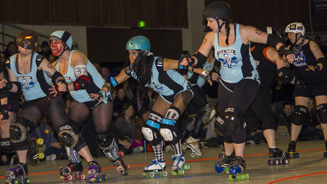 Women of Roller Derby (10)