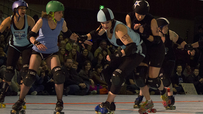 Women of Roller Derby (9)