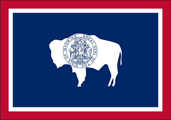 Wyoming flag - Copy (2)