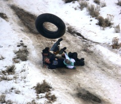 tubing anyone?