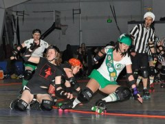 Evil Vs Good Roller Derby Bout  #6