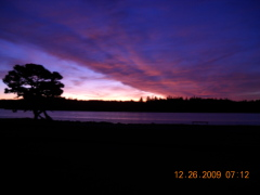 Early morning colors in Bandon, OR