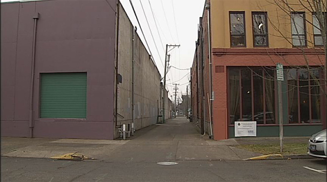 Building owner wants to buy alley across from jail