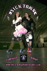 Roller Derby taking over Corvallis