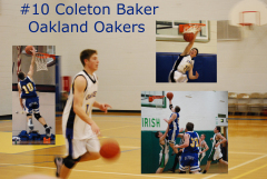 My grandson Coleton Baker of Oakland