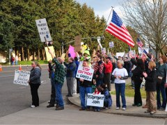 Tea Party Protest in Springfield Part 3