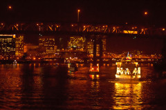 Christmas Ship Parade