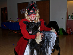 HOWL-OWEEN DOG RESCUE/ADOPTION  PARTY