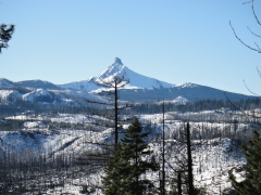 Trip over Santiam to Bend