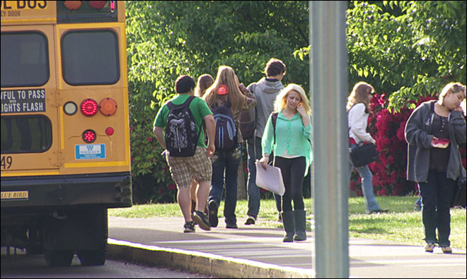 Students return to increased police presence at West Albany HS
