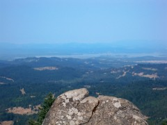 Hike to top of Spencer Butte