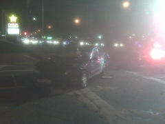 Car Wreck on 11th