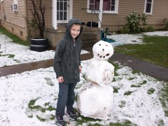 Christopher Boyds Snow Man