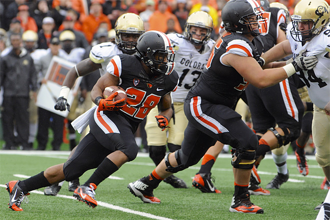 Colorado Oregon St Football