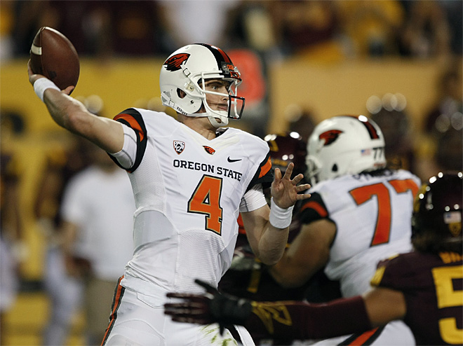 Sun Devils stop Beavers, win 30-17 in Tempe