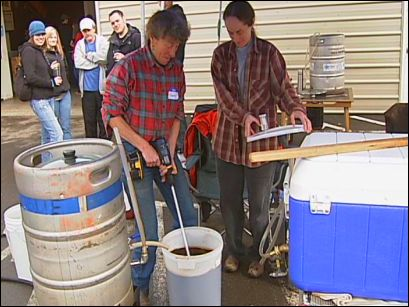 Lady homebrewers break into male-dominated hobby