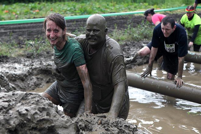 Seattle's Survivor Mud Run