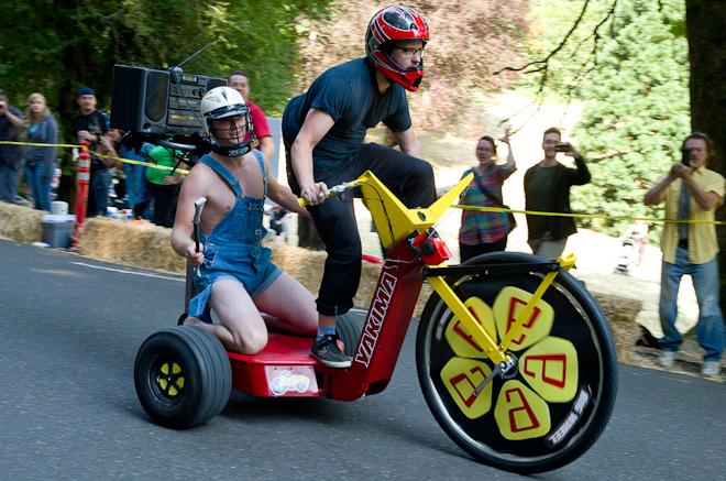 16th Annual PDX Adult Soapbox Derby