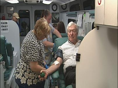 Saving lives is in their blood: Three generations donate