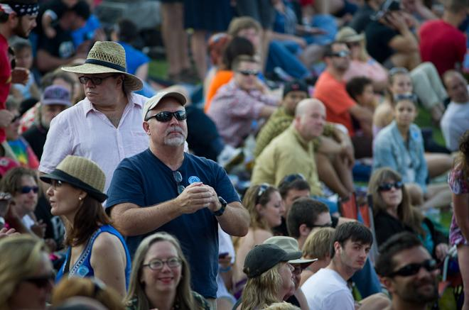 Portland's 25th Annual Waterfront Blues Festival