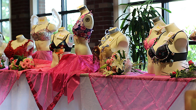 Bras for a Cure
