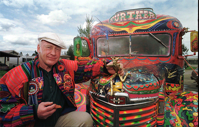 Oregon buys Ken Kesey's personal papers for $1.4M