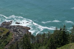 Cape Perpetua  area