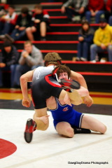 Churchill Grapplers Topple Thurston