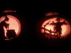 My Pumpkin Carvings