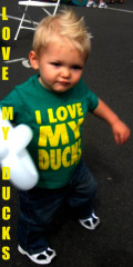 A future Duck in the making ;)