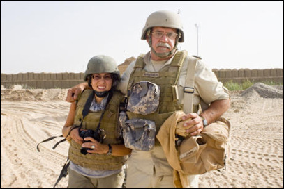 UO journalism grad, instructor embed with Marines in Afghanistan