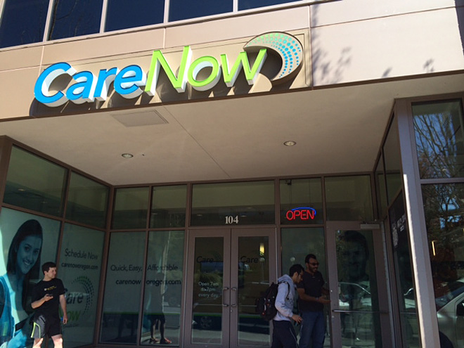 Health care clinic finds a fit in retail strip