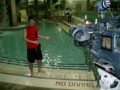 Live at Lively Park Swim Center
