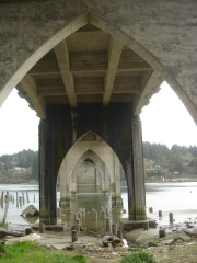 View under the Bridge