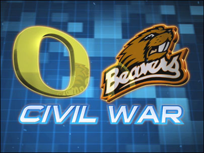 Ducks slam out Civil War win, stake claim in share of Pac-12