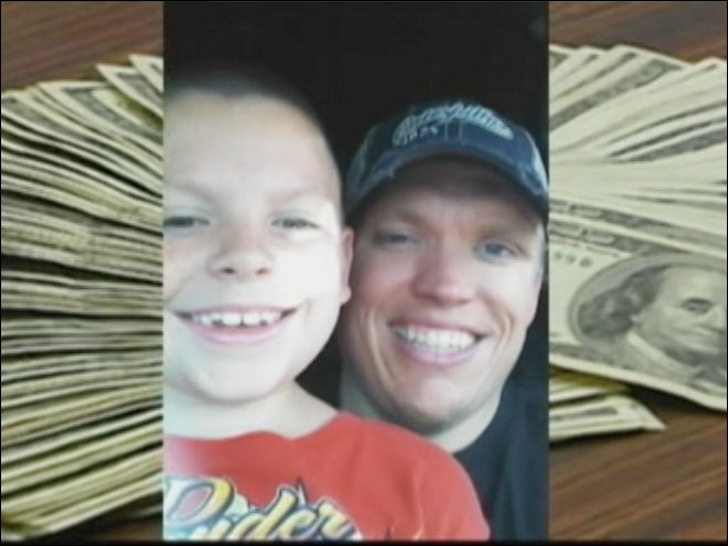 Boy who found $10,000 cannot keep it