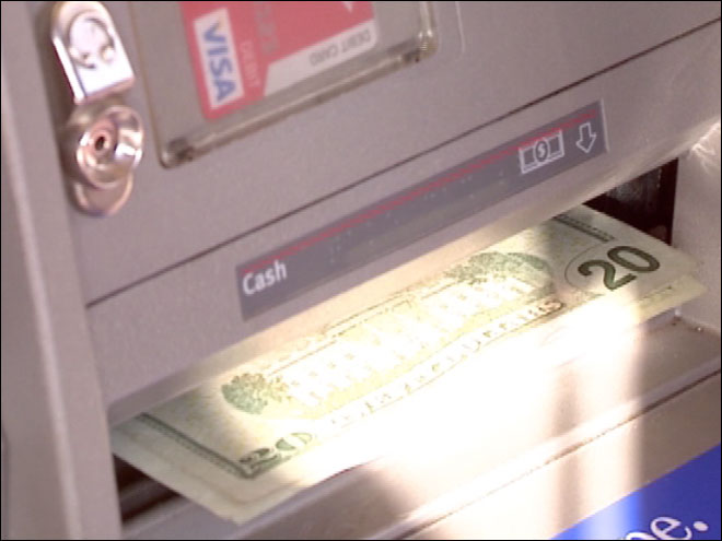 ATM gives out $50 bills instead of $20's