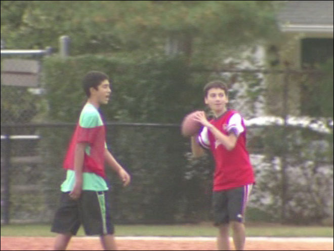 Recreational balls banned at middle school during recess