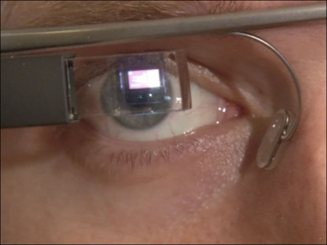 Fire department using Google Glass to save lives